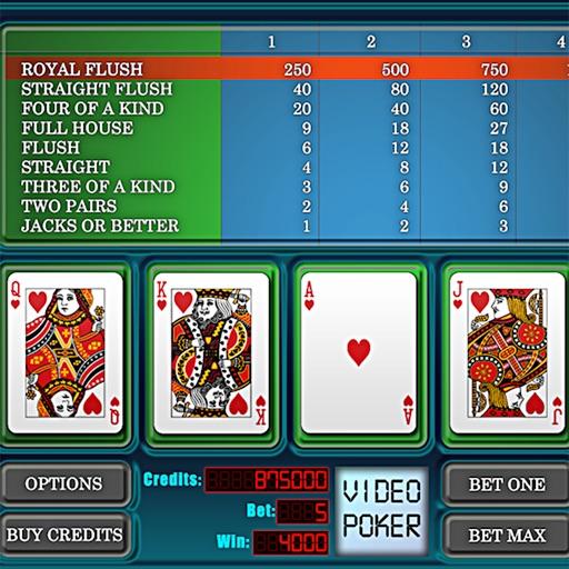 Video Poker!!