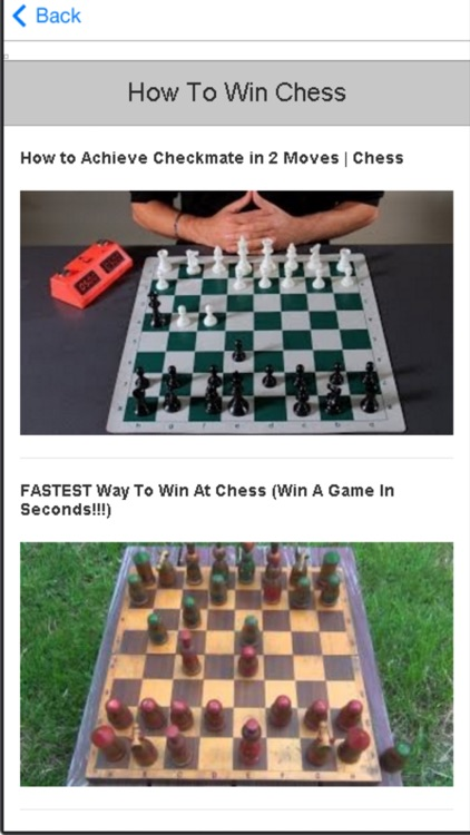 Chess Strategy - Learn How To Play Chess and Win screenshot-3
