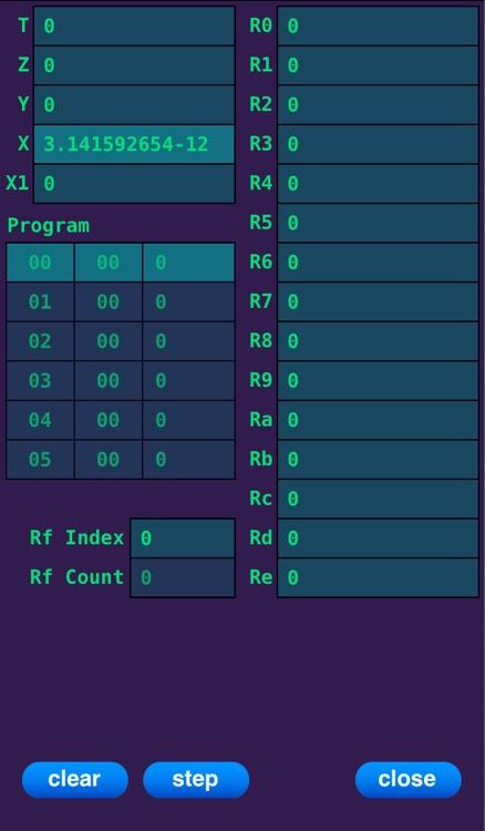 MK61+ Programmable RPN Calculator