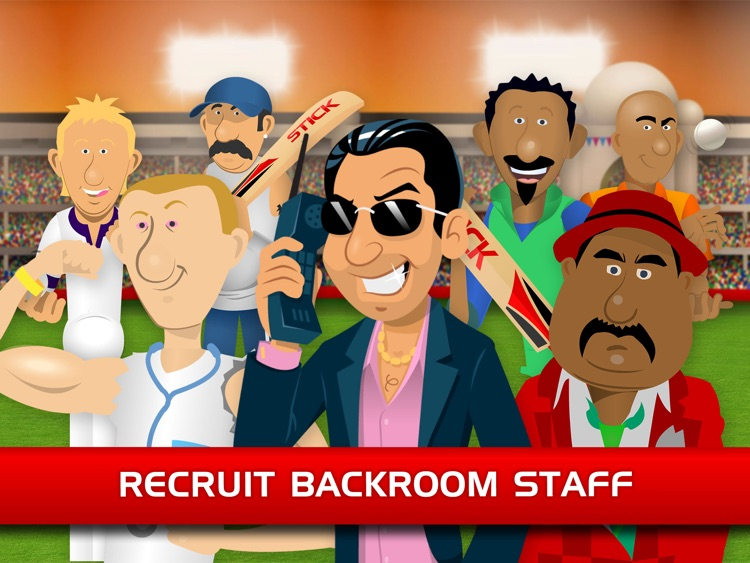 Stick Cricket Premier LeagueHD screenshot-4