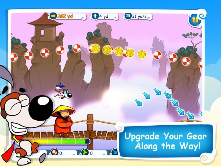Fly, Zeus, Fly! HD screenshot-4