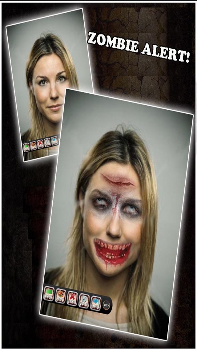 Zombie Booth - Transform Into A Zombie screenshot four