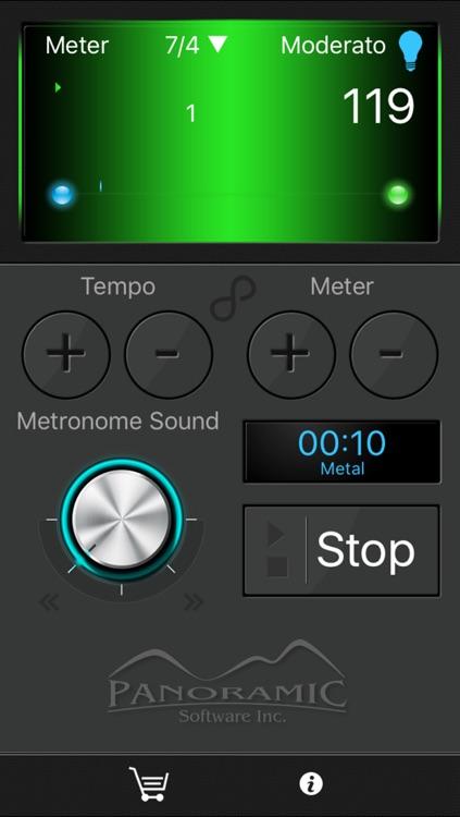 Metronome ∞
