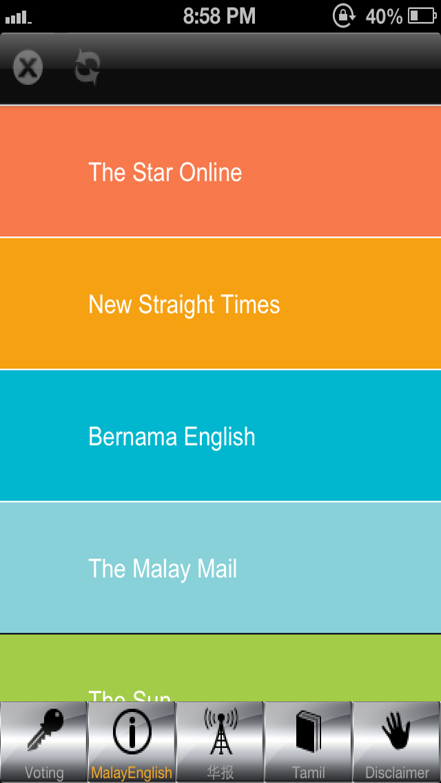 Malaysia News! 马来西亚新闻 screenshot four