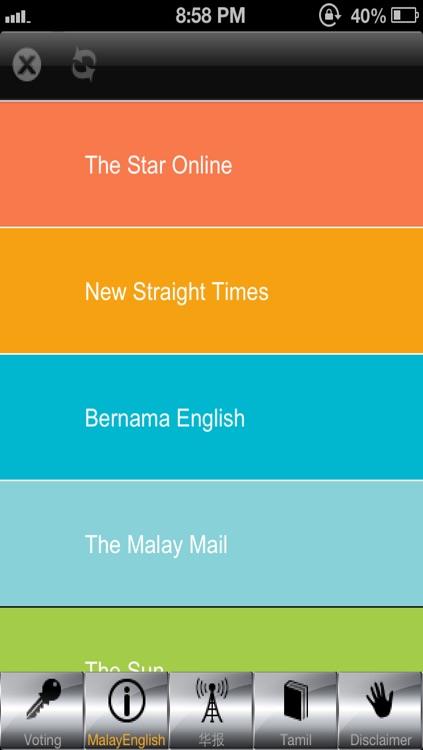 Malaysia News! 马来西亚新闻 screenshot-3
