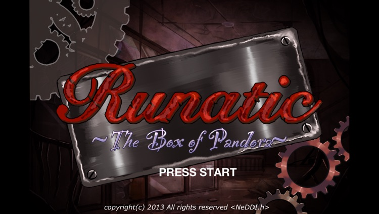 Box of Pandora ~The Runatic~ For iPhone