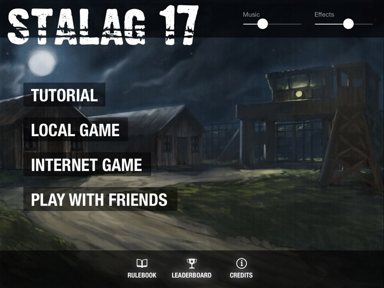 Stalag 17 Game screenshot-0