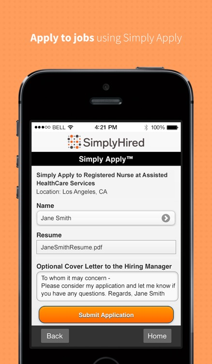 Job Search - Simply Hired screenshot-4