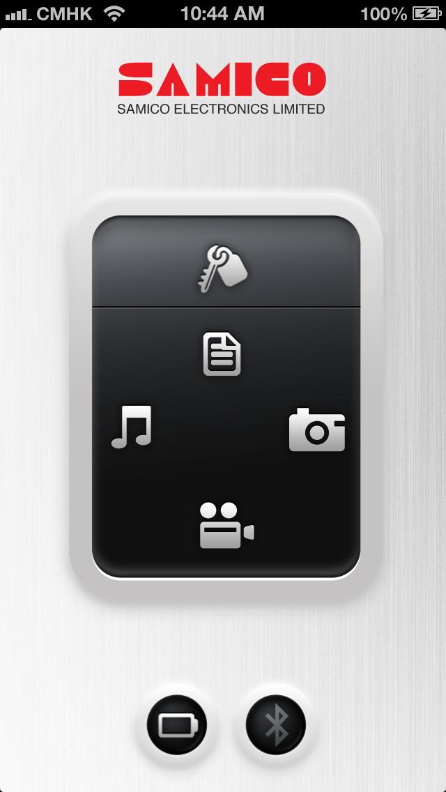Samico Multi-Media Remote Control & Key Finder