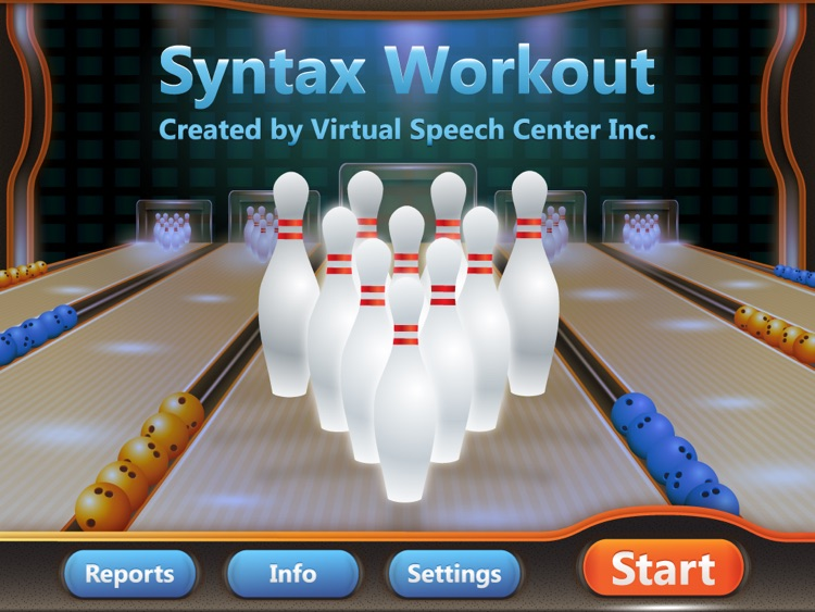 Syntax Workout