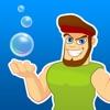 Bubble Jet Raider - discover the magic cave