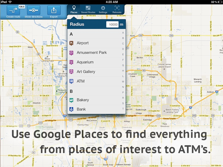 Get Directions HD screenshot-3
