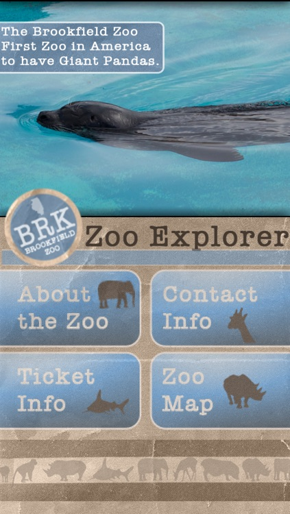 Zoo Explorer - Brookfield Zoo