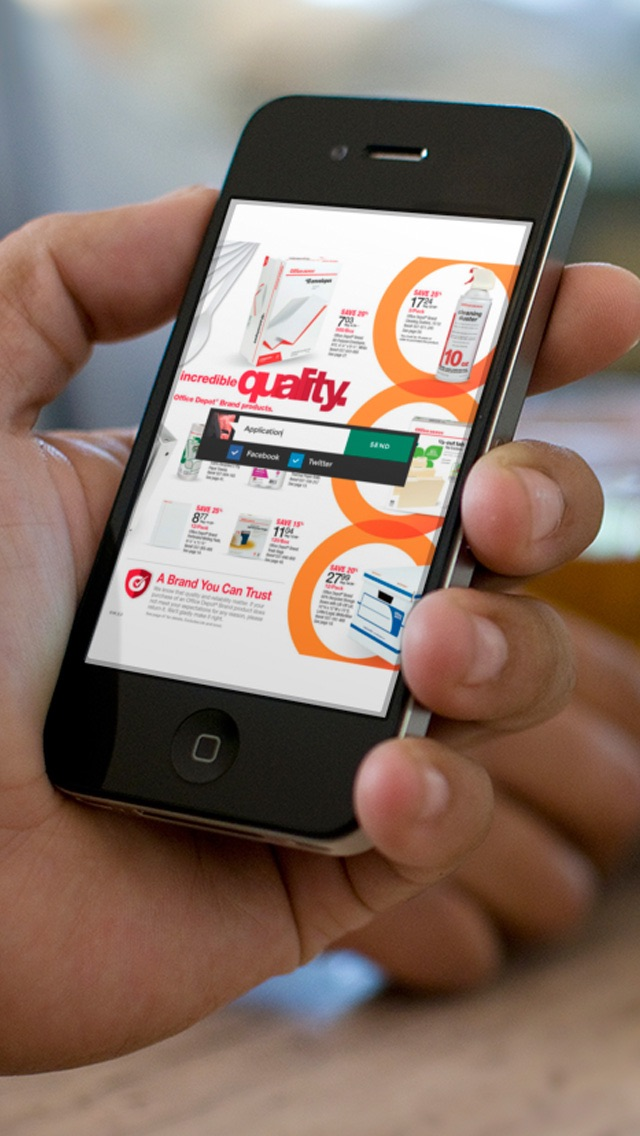 Office Depot Realidad Aumentada screenshot four