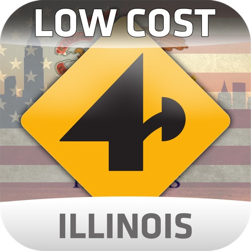 Nav4D Illinois @ LOW COST icon