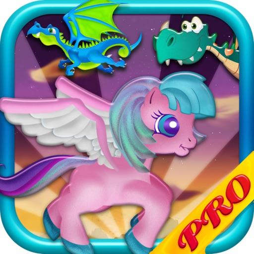 My Pretty Pony Vs. Cute Little Dragon PRO