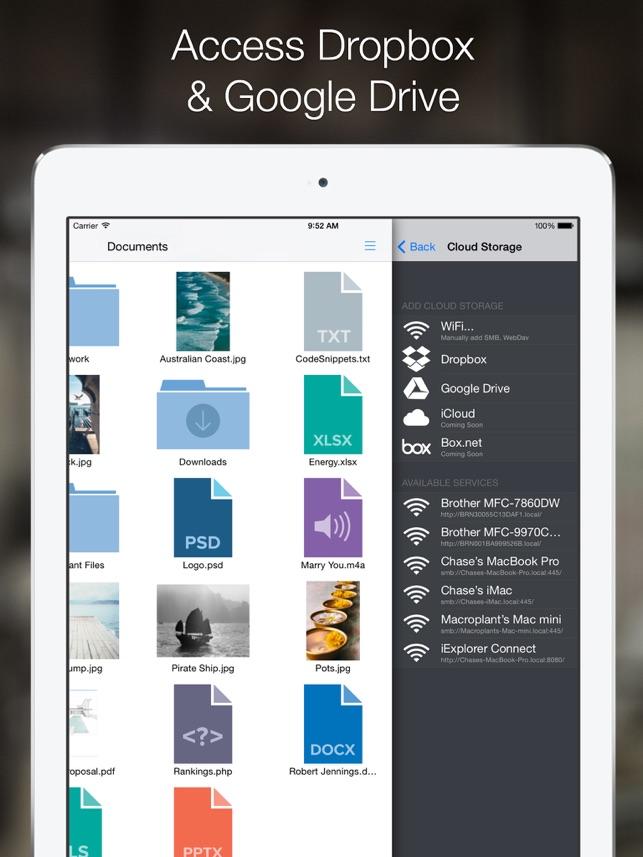 iExplorer Mobile (formerly Awesome Files) on the App Store