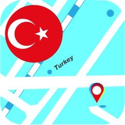 Turkey Offline Map