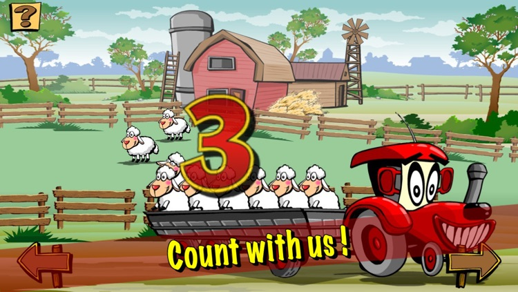 Ben the Tractor and the lost sheep screenshot-4