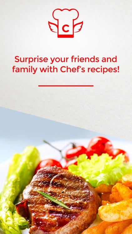 Chef Airfryer screenshot-3