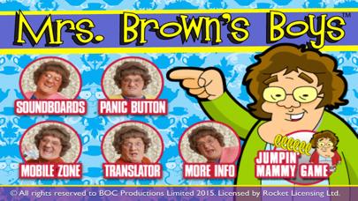 Mrs. Brown's Boys App screenshot two