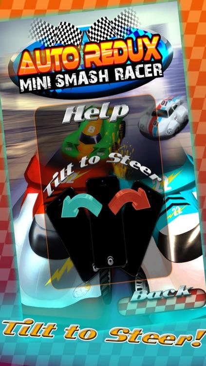 Auto Redux - Mini Smash Racer screenshot-3