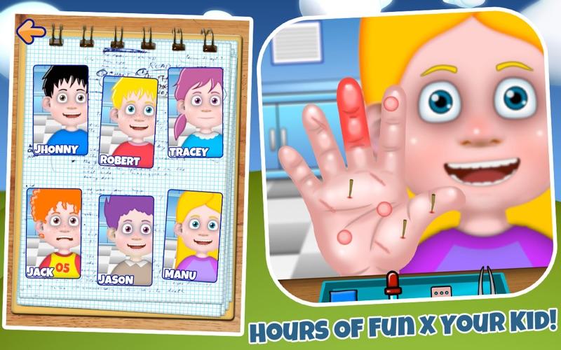 Hand Doctor For Kids screenshot 1