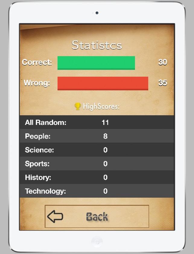 Quizapps Screenshot