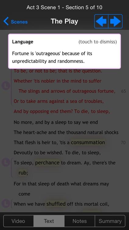 Shakespeare In Bits: Hamlet screenshot-3