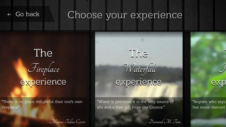 Experiences screenshot-1