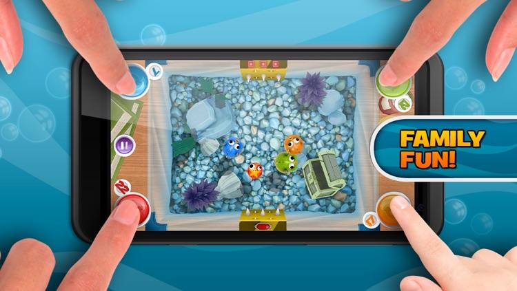 Bubble Fish Party