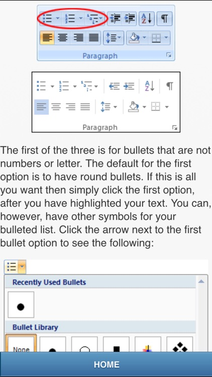 Tutorial for Microsoft Word - Best Free Guide For Students As Well As For Professionals From Beginners to Advanced Level Examples screenshot-3