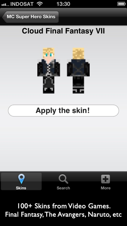 Super Hero Skins for Minecraft screenshot-4
