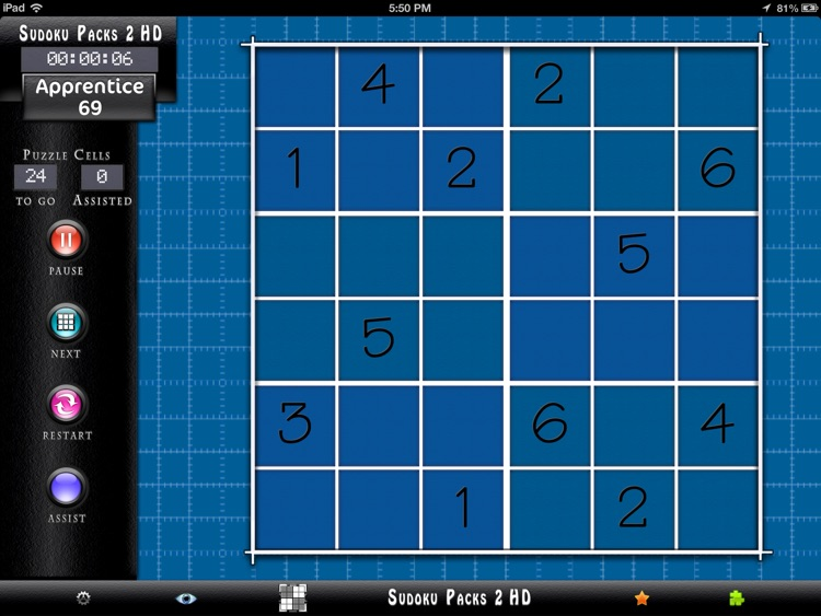 Sudoku Packs 2 HD screenshot-3