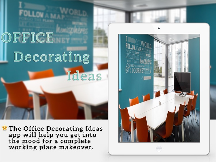 Office Decorating Ideas for iPad screenshot-0
