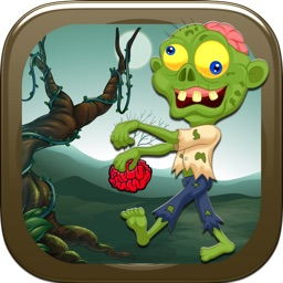 Zombies Eat Brains Mania - Move Strategy Skill Adventure