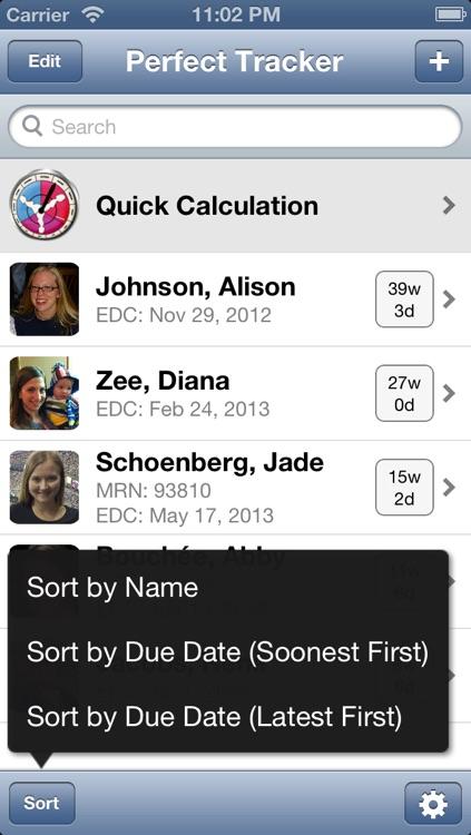 Perfect OB Tracker screenshot-4