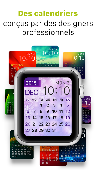 Screenshot #3 pour iFaces - Personnaliser les thèmes et arrière-plans pour Apple Watch