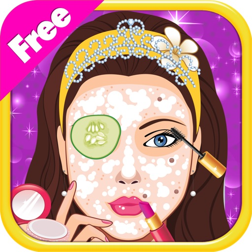 Princess Makeup and Makeover