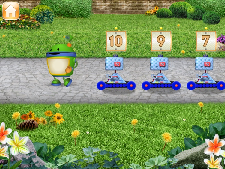 Team Umizoomi Math:  Zoom into Numbers HD