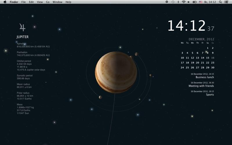 Planets -- Live Wallpaper Screenshot
