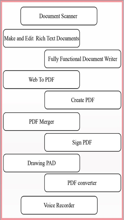 Write Document - Word Processor for Microsoft Office