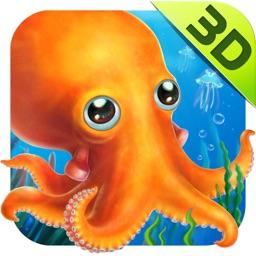3D动物海洋版 for iPhone