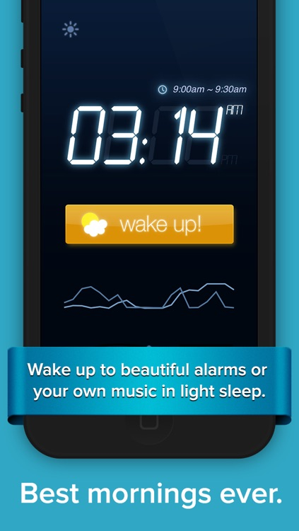 SleepBot - Smart Cycle Alarm with Motion & Sound Tracker