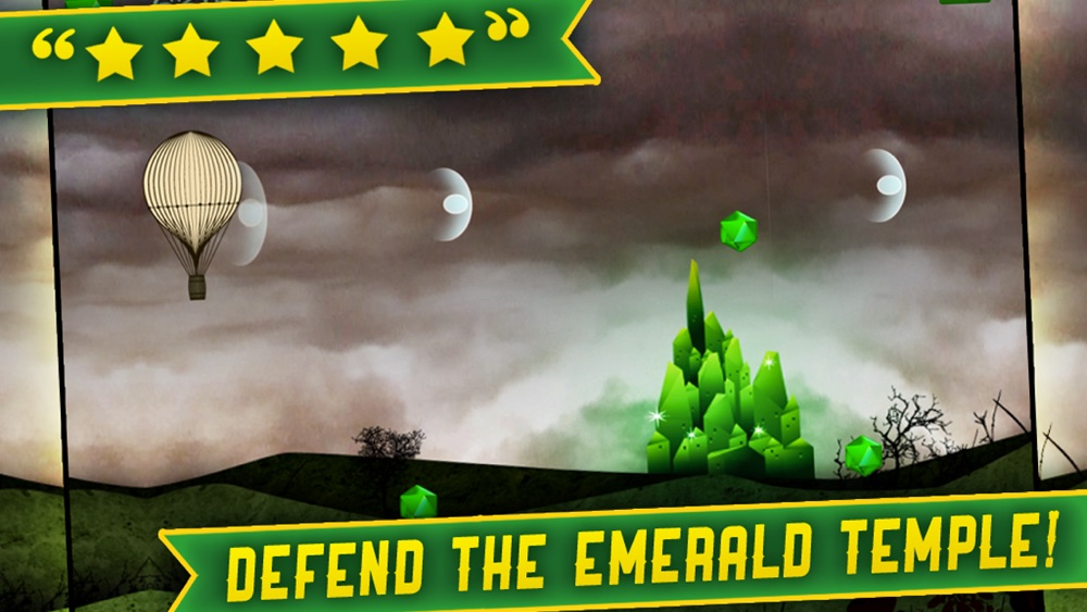 Oz Air Battle At The Great Emerald Temple Free Cheat Codes