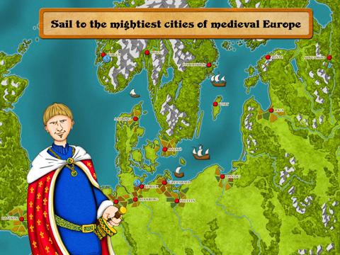 Скачать Medieval Merchants - A historical trading simulation