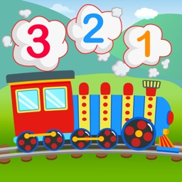 Babli The Numbers Train Free - Tap, Explore and Learn counting from 1 to 20