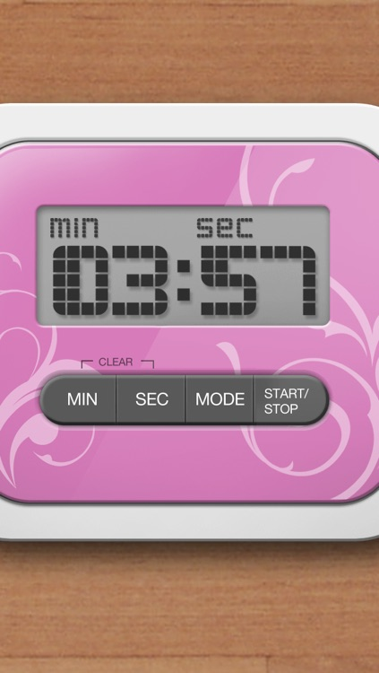 ChronoGrafik-Alarm Clock + Shake to Snooze screenshot-4