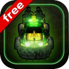 A Monster Truck - Fast Zombie Nitro Race icon