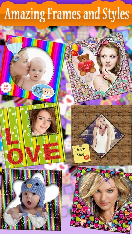 Amazing Photo Frames and Styles Pro